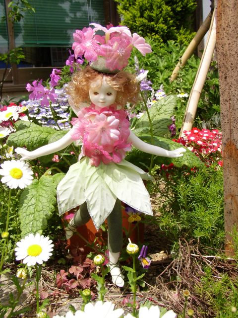 桜草の妖精